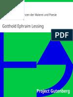 Laokoon_ Oder, Uber die Grenzen - Gotthold Ephraim Lessing