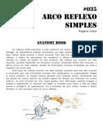 035 arco reflexo simples Anatomy Book