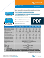 Datasheet Orion Tr DC DC Converters Isolated 100 250 400W FR