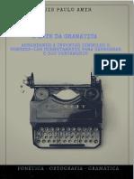 A arte da Gramática
