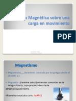 Clase Fuerza Magnética