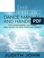 Prophetic Dance Manual