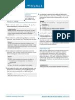 Business Result 2e Advanced Writing File 4 TB