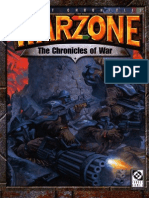 Warzone 2Ed - The Chronicles of War