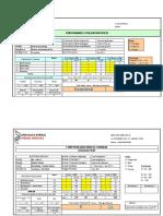 Performance Evaluation Sheet 360 Degree Feedback