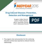 MCM16-283 Drug Induced Diseases