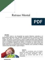 Retardo Mental Odontopediatria