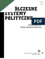 Żmigrodzki M. - Współczesne systemy polityczne