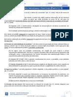 Direitos e Garantias II - Resumo