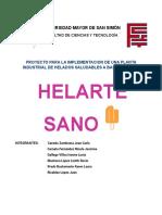 Proyecto HELARTE SANO