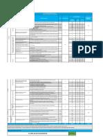 16. Evaluación Resolución 0312. TABAL de VALORES