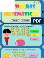 juego de matematicas monedas
