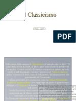 Classicismo 2