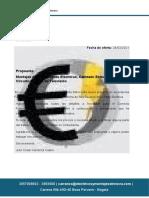Modelo Plantilla Propuesta Presupuesto Freelancer Word