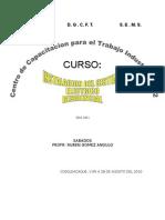 CURSO DE INST ELECT -2010
