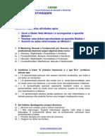 MARKETING PESSOAL - CADERNO DE ATIVIDADES