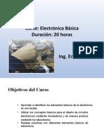 Fundamentos de Electrónica Básica (1)
