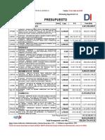CP_PRESUPUESTO CURSO MAPREX BASICO JULIO 2018