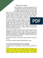 Rezo Del via Crucis - Pastoral Juvenil