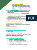 Características generales de la autogestión pedagógica