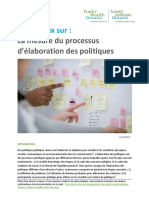 focus-on-policy-making