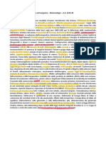 Programma di Chimica Generale ed Inorganica 2019-20