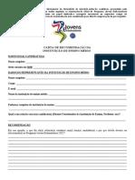carta-recomendacao-modelo