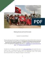 Thinking Marxism and Social Movements