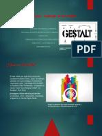 Actividad 6 - Tarea - Enfoque de la Gestalt