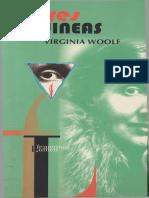 Woolf, Virginia (1999) - Tres guineas