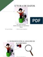Cap1 Analisis Algoritmos