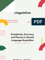 SEM  LOGOLinguística