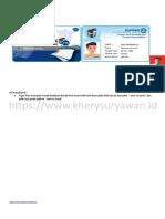 Kartu NUPTK Versi Word- Www.kherysuryawan.id
