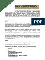 Acta CEA y GRD
