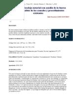 19 Proceso de desalojo notarial con auxilio de la fuerza pública