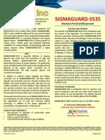 Sigmaguard 5535 PDS R1