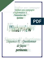 projet I- l'interview- s+®q1 2+¿me proposition