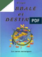 Kabbale Et Destinée -Georges Lahy (Virya)
