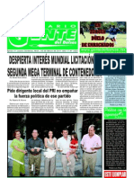 EDICIÓN 05 DE MARZO DE 2011