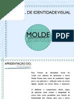 Manual de Identidade Visual Molde Pronto