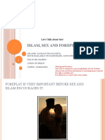 Islam Sex and Foreplay2