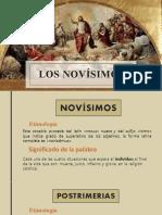 Los Novísimos, Juicio-purgatorio