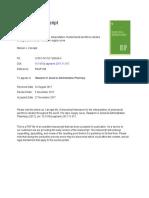 A theoretical framework for the interpretation of pharmacist workforce studies