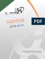 FLEX Editions Catalogue 2018 2019 LR