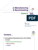 Competitive Manufactuing