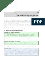 variables-informatiques