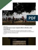 The New York Times en Español - The New York Times