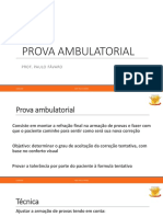 6-PROVA AMBULATORIAL