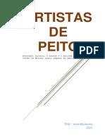 ARTISTAS DE PEITO
