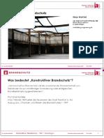 Konstruktiver Brandschutz - PDF Kostenfreier Download